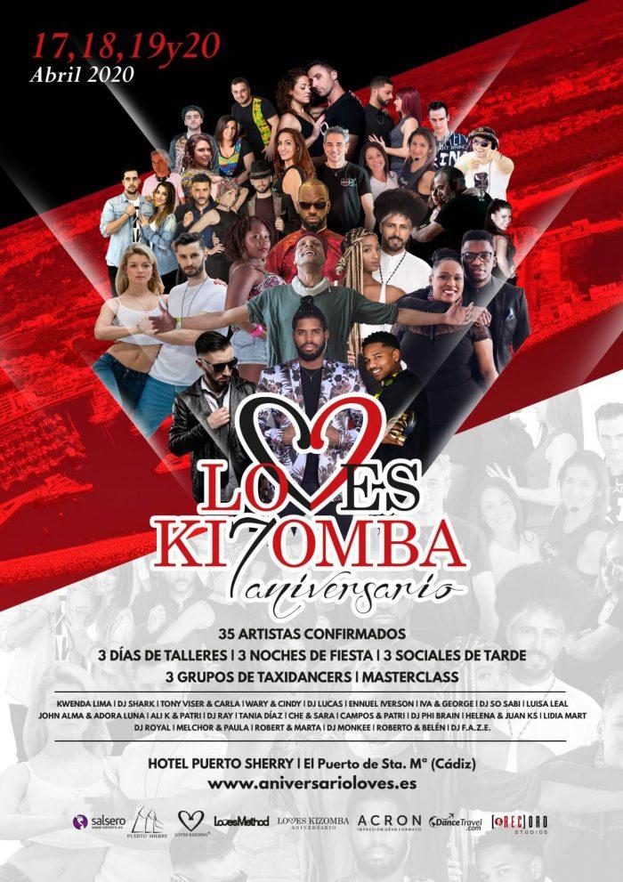 7ºAniversario LovesKizomba