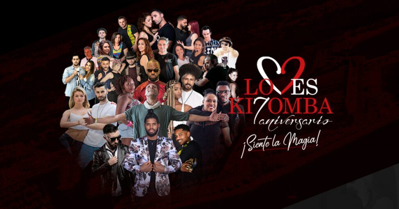 Congreso 7º Aniversario Loves Kizomba