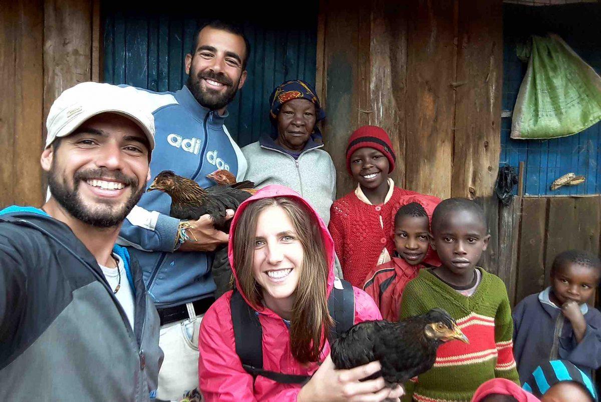 Korazón Solidario en KeniaKorazón Solidario en Kenia