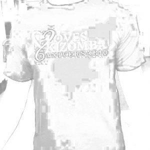 Camiseta LovesKizomba blanca
